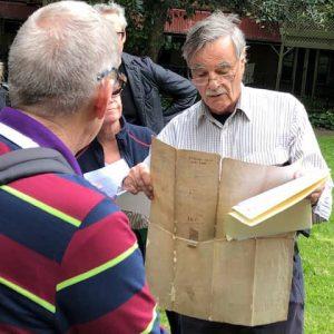 Max Solling history walk through Glebe